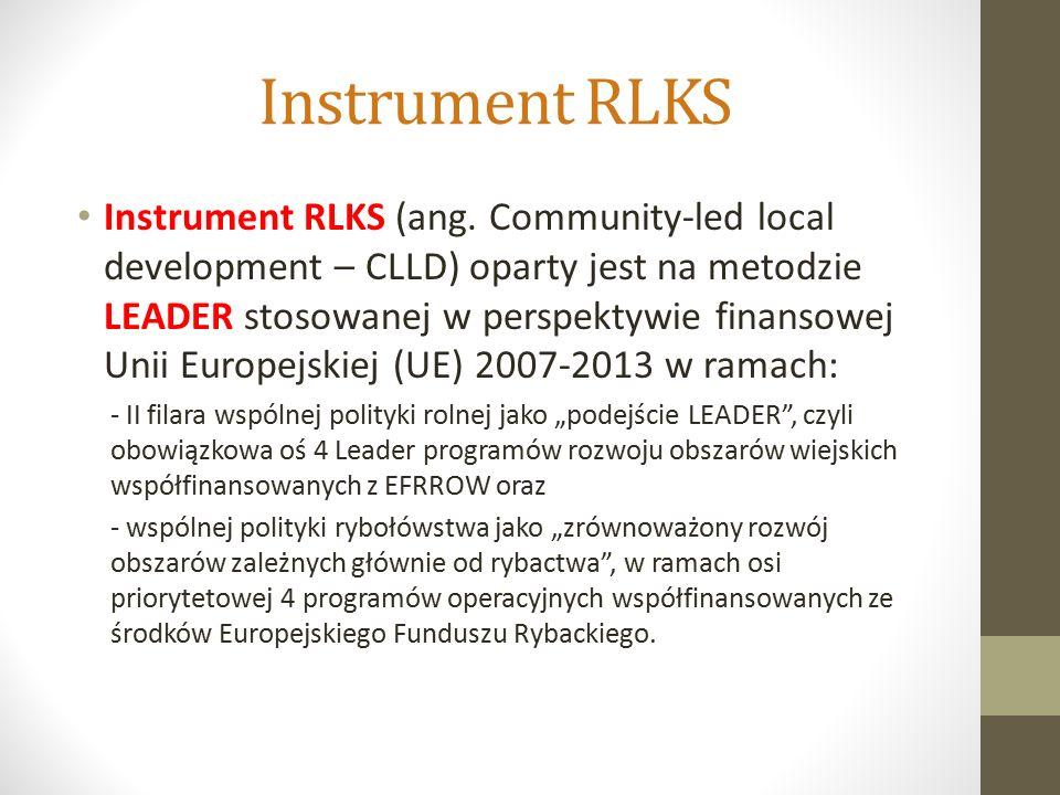 Instrument RLKS Instrument RLKS (ang.