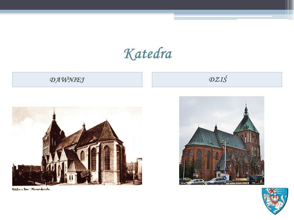 Katedra DAWNIEJDZIŚ