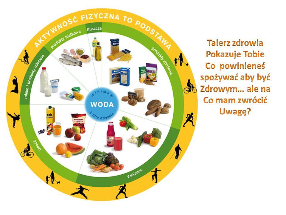 Ograniczaj spożycie tłuszczów zwierzęcych na Rzecz tłuszczów roślinnych (w umiarkowanych ilościach) *Jedz codziennie 2 porcje produktów, które są źródłem białka -> mięso, ryby, jaja, nasiona roślin strączkowych Spożywaj codziennie przynajmniej 3-4 porcje mleka lub produktów mlecznych, takich jak: jogurty, kefiry, maślanka, sery * Bądź codziennie aktywny fizycznie- ruch korzystnie wpływa na sprawność i prawidłową sylwetkę