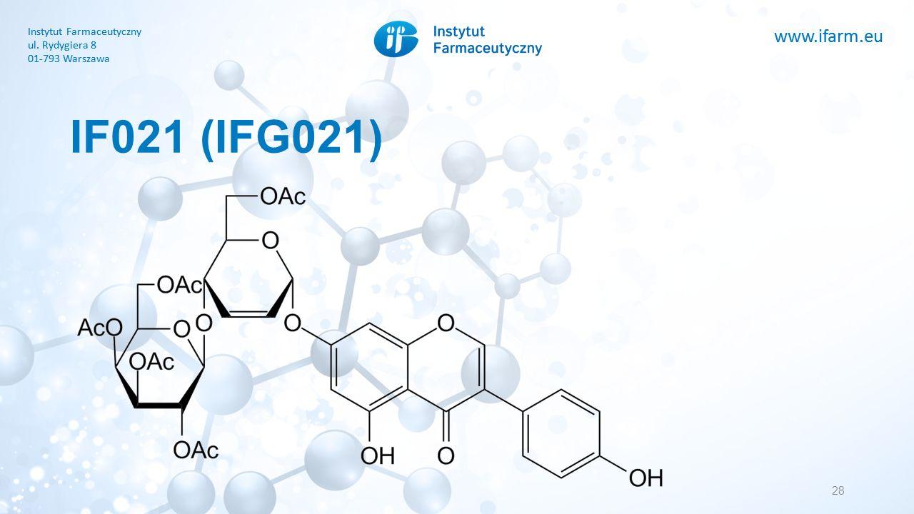 www.ifarm.eu Instytut Farmaceutyczny ul.