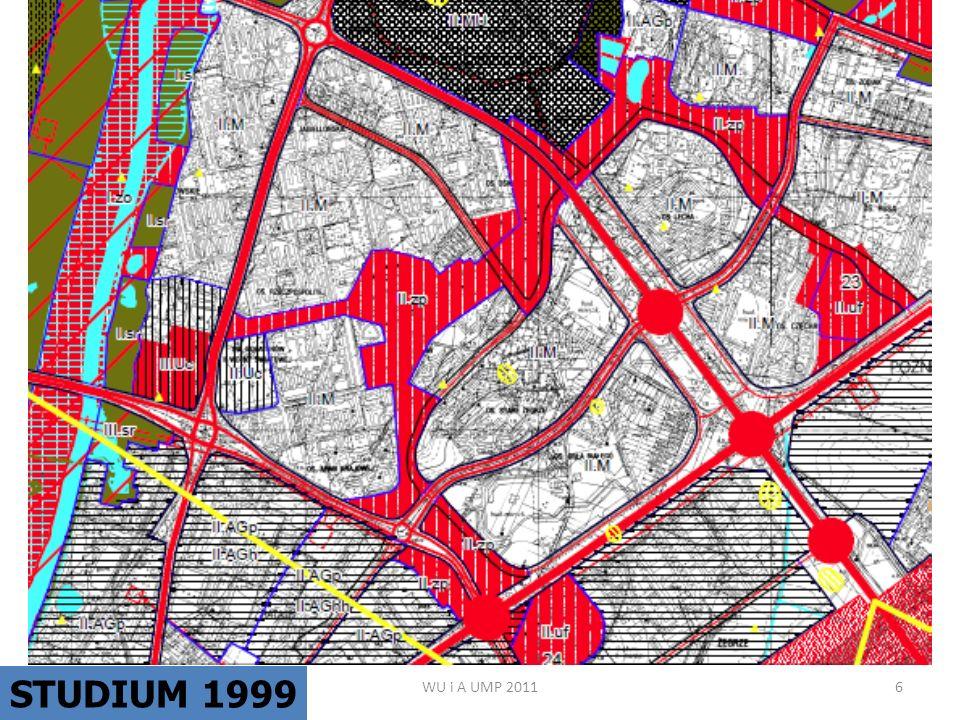 WU i A UMP 20116 STUDIUM 1999