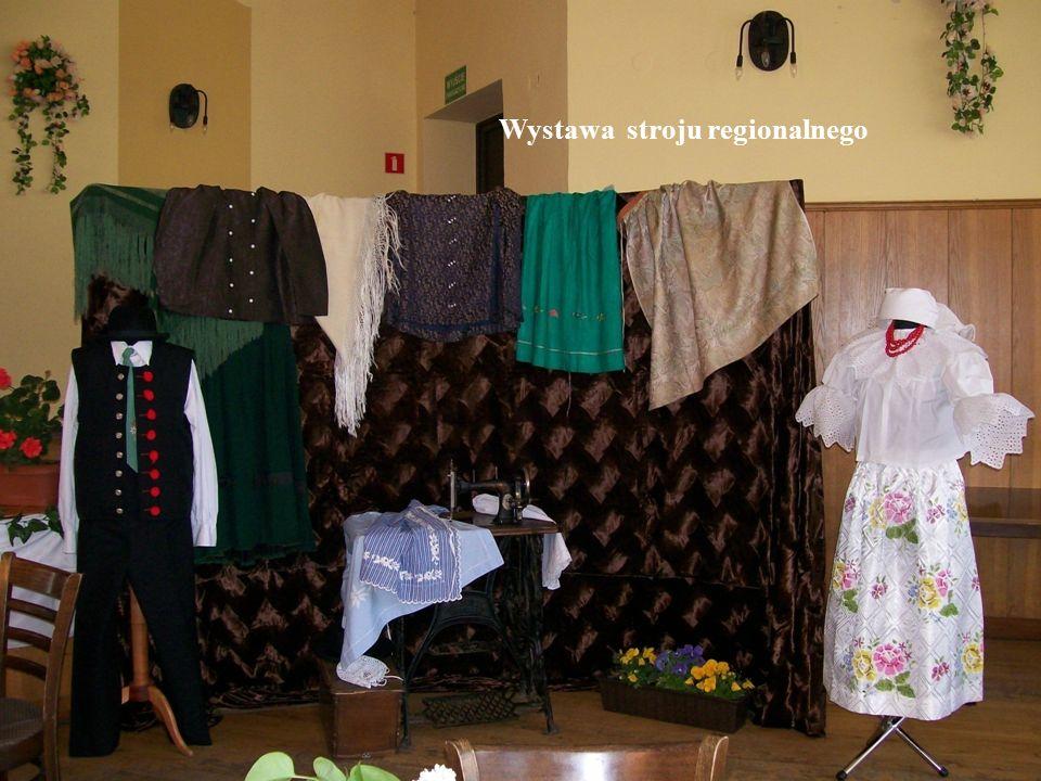 Wystawa stroju regionalnego