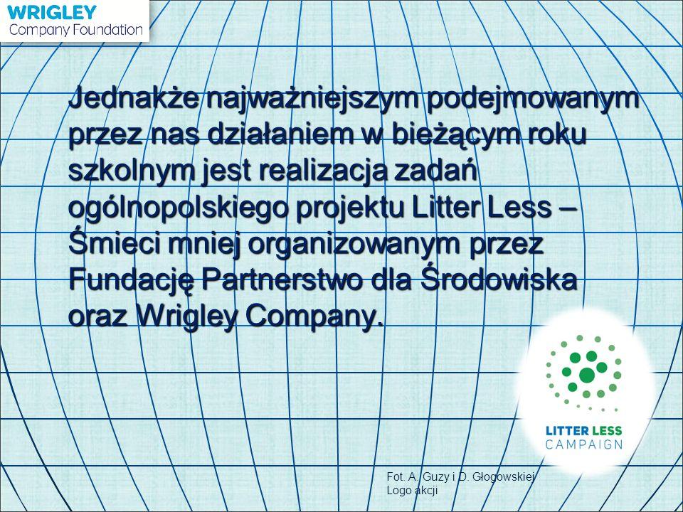 """Ukoronowaniem naszych działań był organizowany w szkole Regionalny Festiwal Recyklingu """"Recyklingowe love , w którym wzięli udział uczniowie z Rudy Śląskiej, Zabrza oraz Bytomia."""