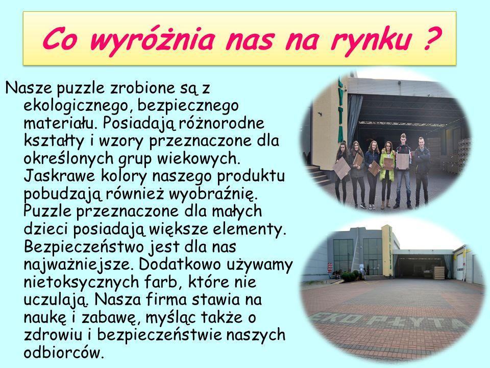 Bezinteresowna pomoc ludzi O sukces naszego przedsiębiorstwa walczy 6 osób : dyrektor naczelny – Julia Adamczak dyrektor ds.