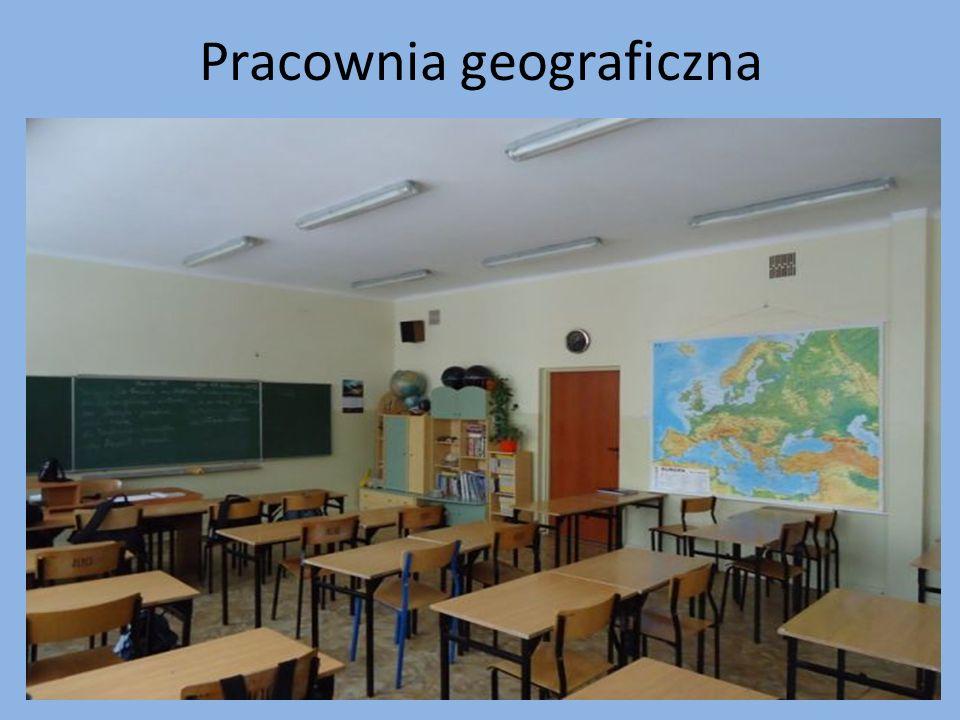 Pracownia geograficzna