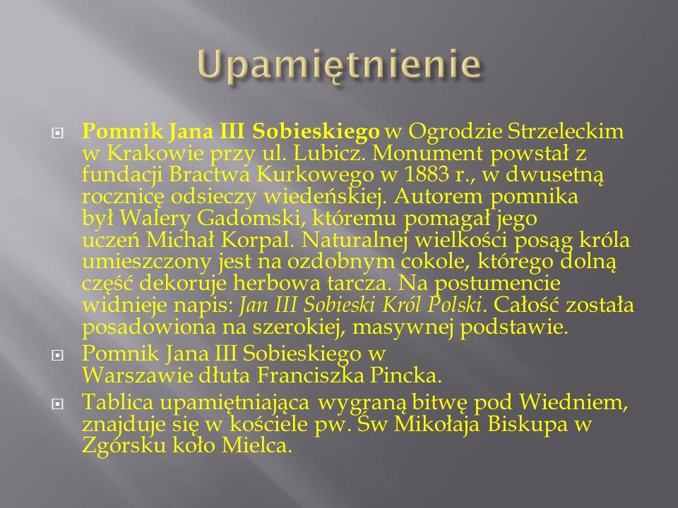  Podhajce (1667)  Bracław (1671)  Mohylów (1671)  Kalnik (1671)  Krasnobród (1672)  Niemirów (1672)  Komarno (1672)  Kałusz (1672)  Chocim (1