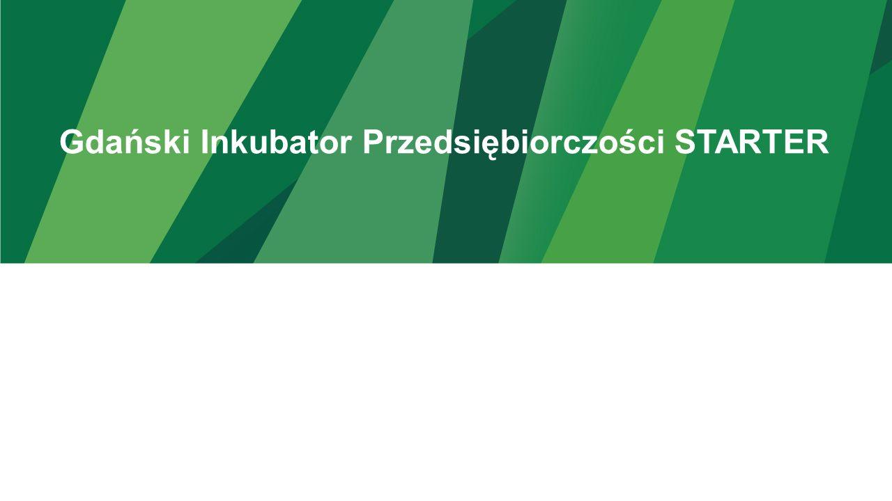Gdański Inkubator Przedsiębiorczości STARTER