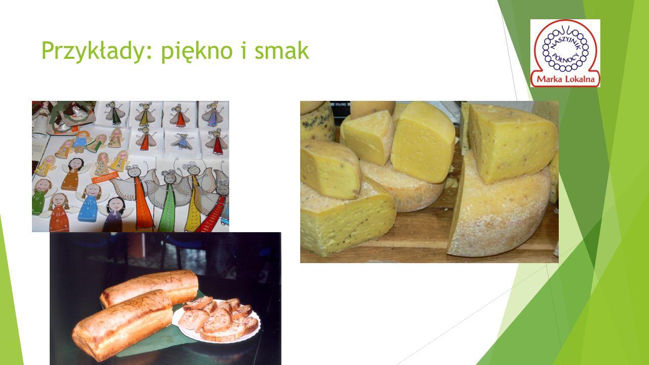 Przykłady: piękno i smak