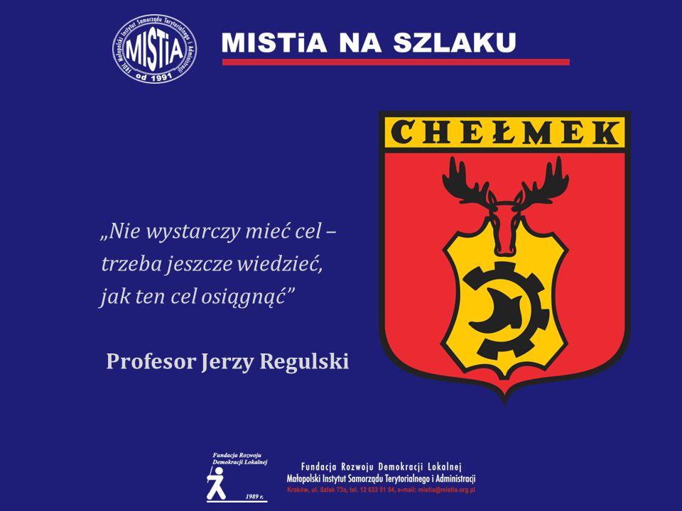 Opracowanie: FRDL Małopolski Instytut Samorządu Terytorialnego i Administracji ul.