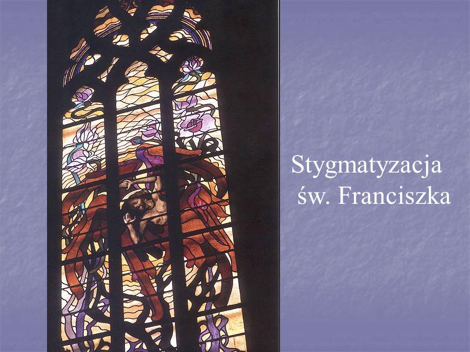Stygmatyzacja św. Franciszka