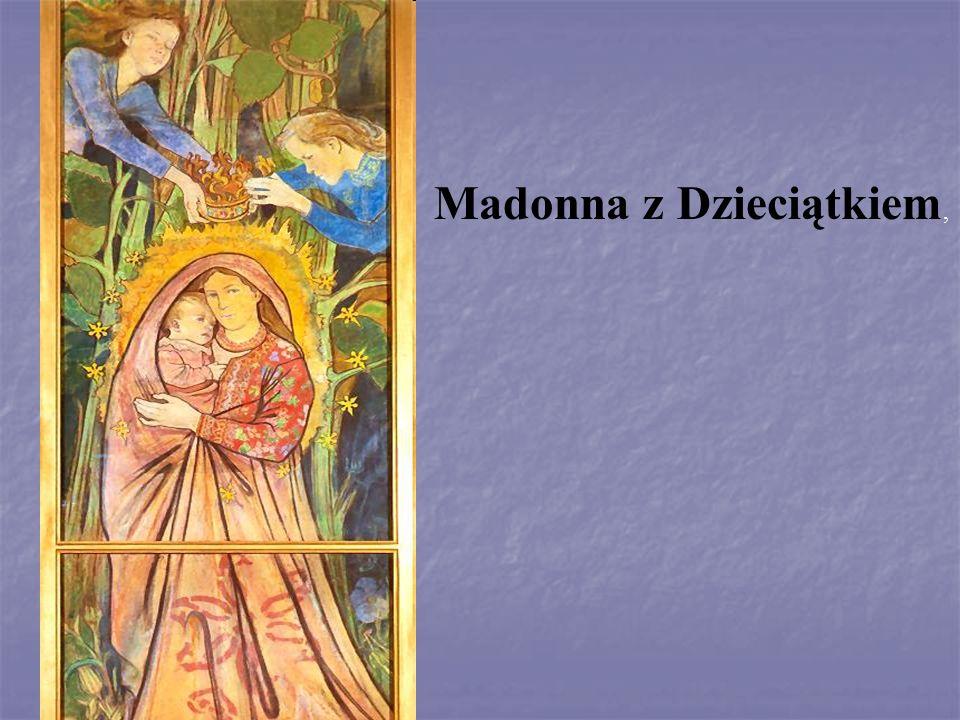 Madonna z Dzieciątkiem,