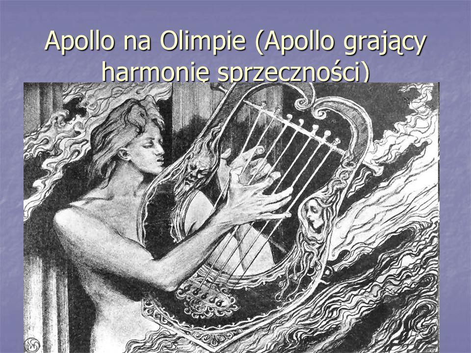 Apollo na Olimpie (Apollo grający harmonię sprzeczności)