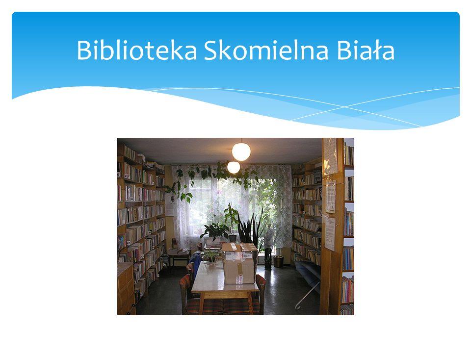 Biblioteka Krzeczów