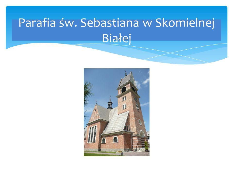 Parafia św. Sebastiana w Skomielnej Białej