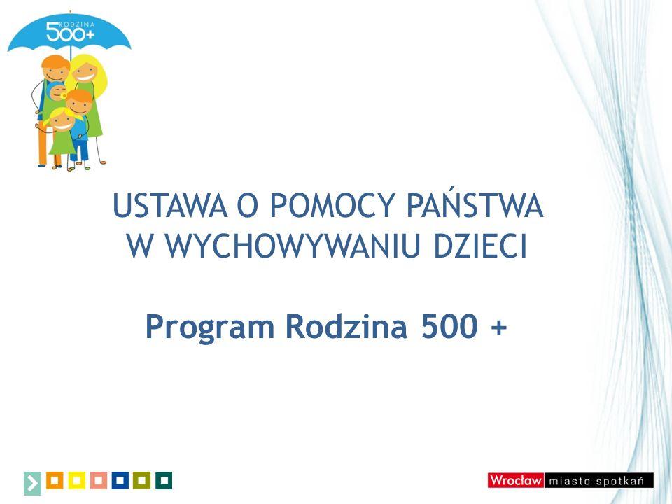 """Akcja promocyjna Informacja telefoniczna MOPS dedykowana 500+ Materiały informacyjne na stronach www Wrocławia, MOPS (w zakładce Program """"Rodzina 500+ ) oraz w mediach Informacja w punktach przyjęć wniosków przez żłobki i przedszkola oraz konferencje dyrektorów Zaproszenia z terminami do klientów MOPS (DZWS, ZTPS, 2+3, KDR)"""