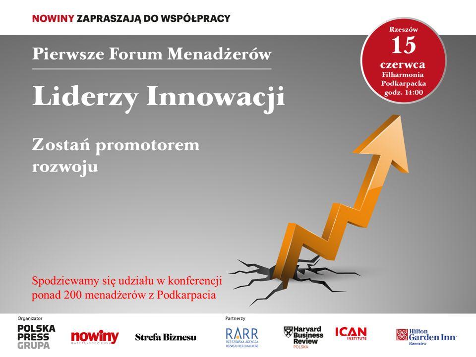 Pierwsze Forum Menadżerów Prelegenci Dr Rafał Dudkowski doświadczony konsultant w obszarze wdrażania innowacji w firmach, prelegent Harvard Business Review Polska Jest doświadczonym konsultantem i trenerem w dziedzinie strategii wzrostu, tworzenia nowych modeli biznesowych, zarządzania innowacjami, rozwoju nowego biznesu i nowych produktów.