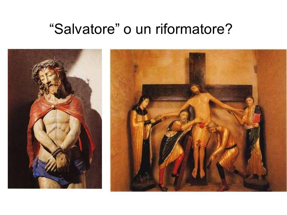 Salvatore o un riformatore
