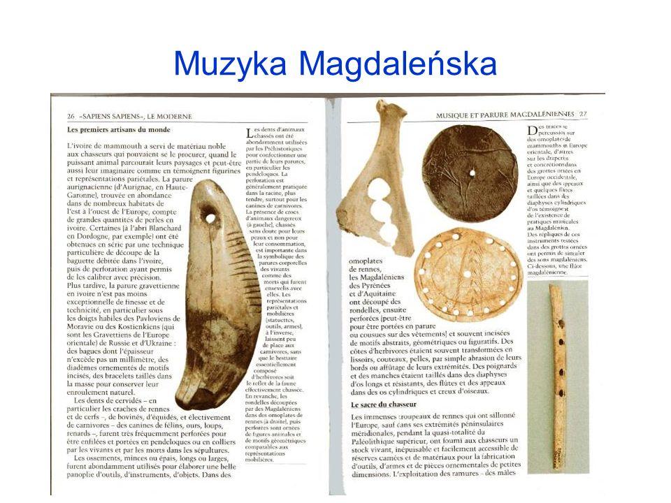 Muzyka Magdaleńska