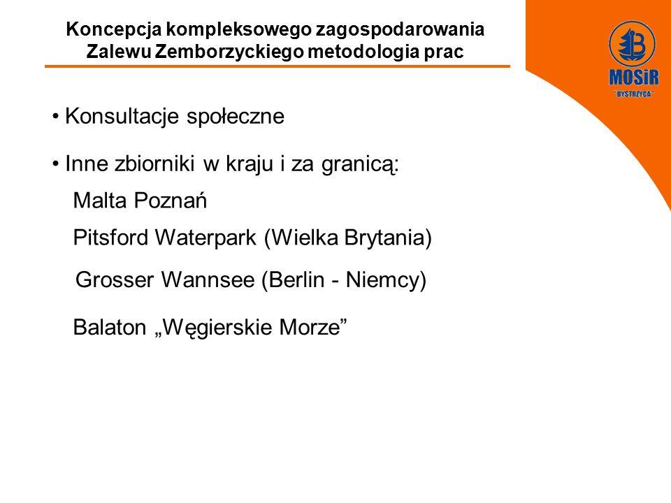 FGFGFDDFGDFGDFGDFGFF Koncepcja kompleksowego zagospodarowania Zalewu Zemborzyckiego Dalsze kroki Plan zagospodarowania przestrzennego Projekt wdrożenia koncepcji