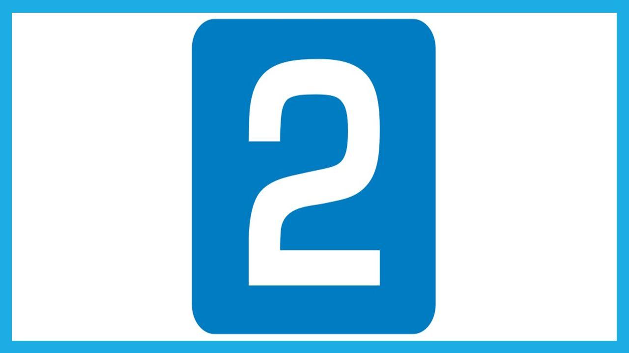 W MATEMATYCE jest najmniejszą pierwszą, parzystą liczbą znak rzymski: II dzielniki: 1, 2 cecha podzielności przez dwa brzmi: jeśli cyfrą jedności jest 0, 2, 4, 6, 8