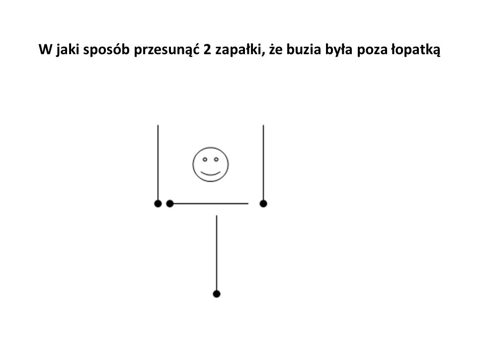 Odpowiedź: Wskazówka 1: Możliwe jest 2 warianty