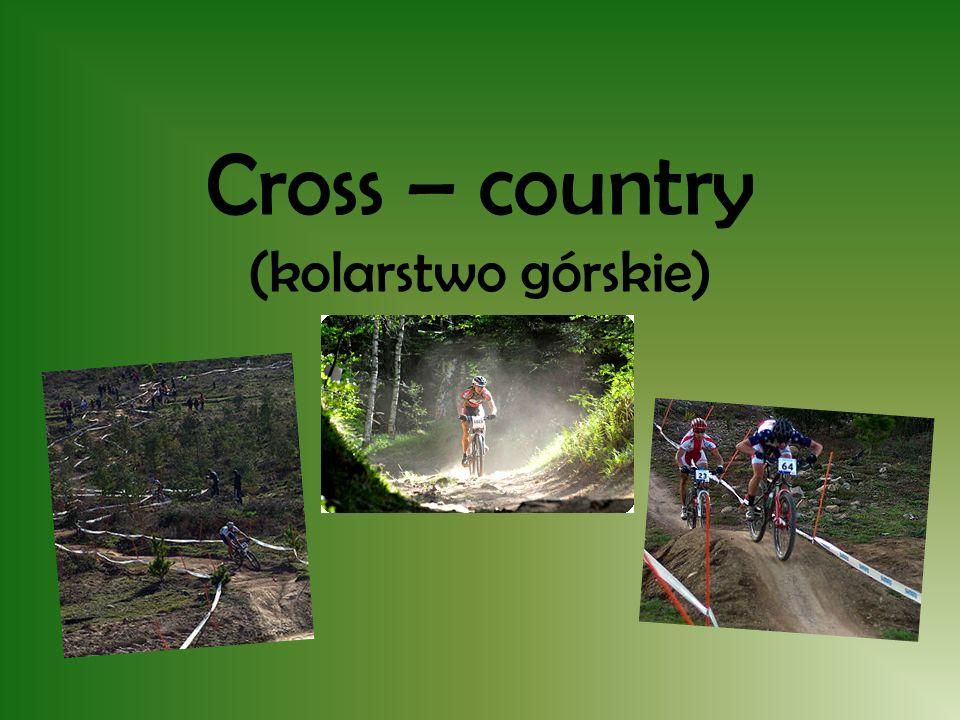 Cross – country (kolarstwo górskie)