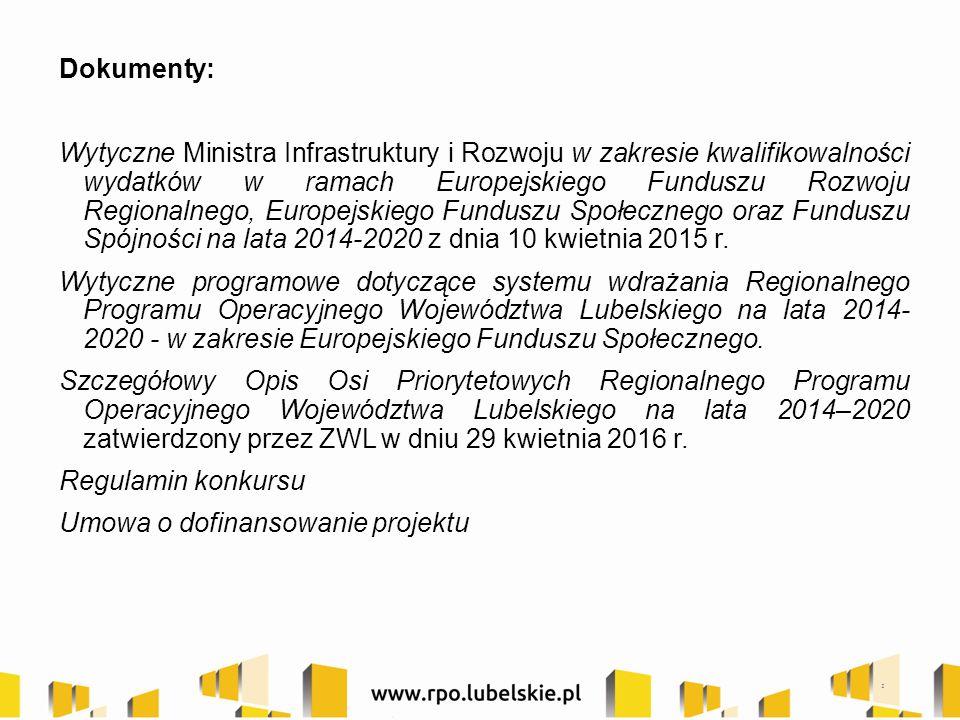 23 W ramach przedmiotowego konkursu wnioskodawca jest zobligowany do wniesienia wkładu własnego: a)w przypadku projektów objętych pomocą de minimis: minimum 5% wartości projektu; b)w przypadku projektów objętych pomocą publiczną: zgodnie z programem pomocowym pomocy publicznej.