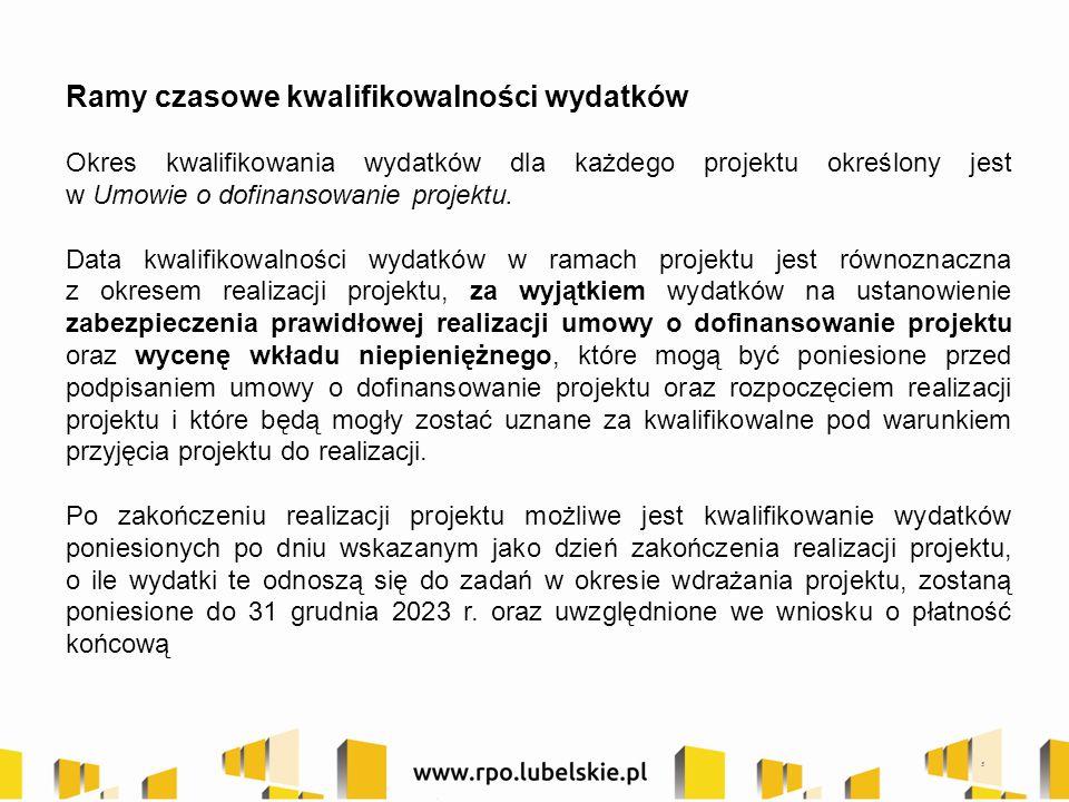 Uproszczone metody rozliczania wydatków W projektach EFS możliwe jest stosowanie następujących uproszczonych metod rozliczania wydatków: stawek jednostkowych, kwot ryczałtowych, z zastrzeżeniem, że w przypadku projektów, w których wartość wkładu publicznego (środków publicznych) nie przekracza wyrażonej w PLN równowartości 100 000 EUR*, stosowanie jednej z ww.