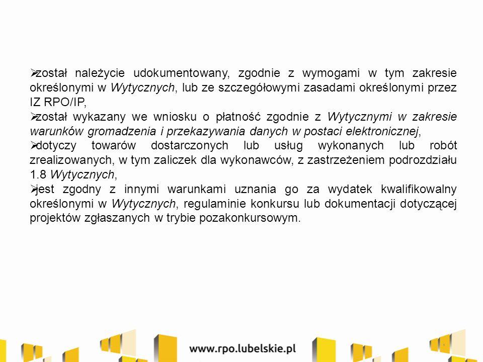 W zależności od liczby i skali stwierdzonych uchybień IZ RPO/IP może obniżyć stawkę ryczałtową kosztów pośrednich maksymalnie: z 25% na 20% kosztów bezpośrednich – w przypadku projektów o wartości do 1 mln PLN włącznie, z 20% na 16% kosztów bezpośrednich – w przypadku projektów o wartości powyżej 1 mln PLN do 2 mln PLN włącznie, z 15% na 12% kosztów bezpośrednich – w przypadku projektów o wartości powyżej 2 mln PLN do 5 mln PLN włącznie, z 10% na 8% kosztów bezpośrednich – w przypadku projektów o wartości przekraczającej 5 mln PLN.