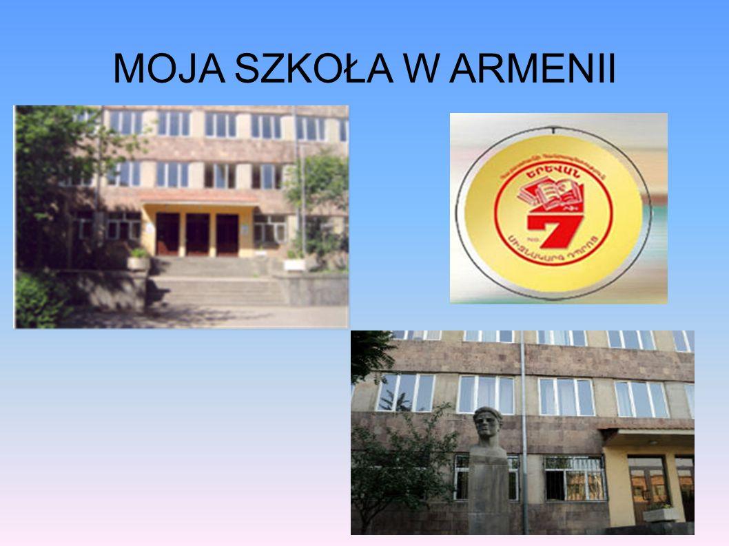 MOJA SZKOŁA W ARMENII
