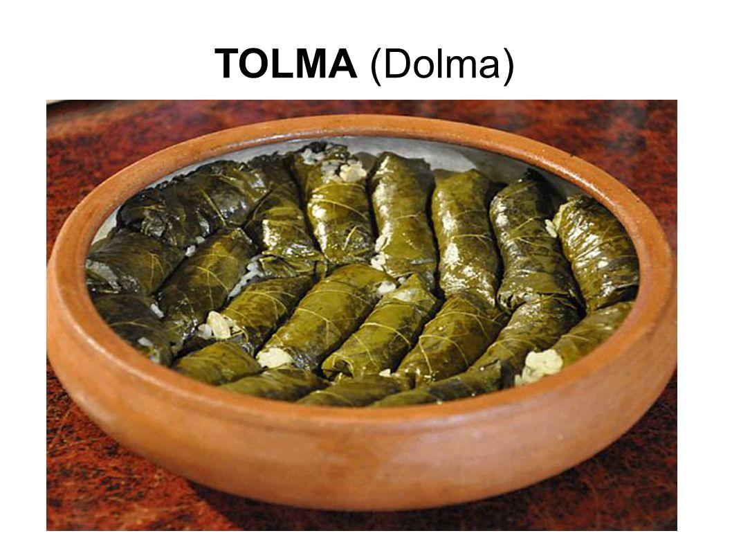 TOLMA (Dolma)