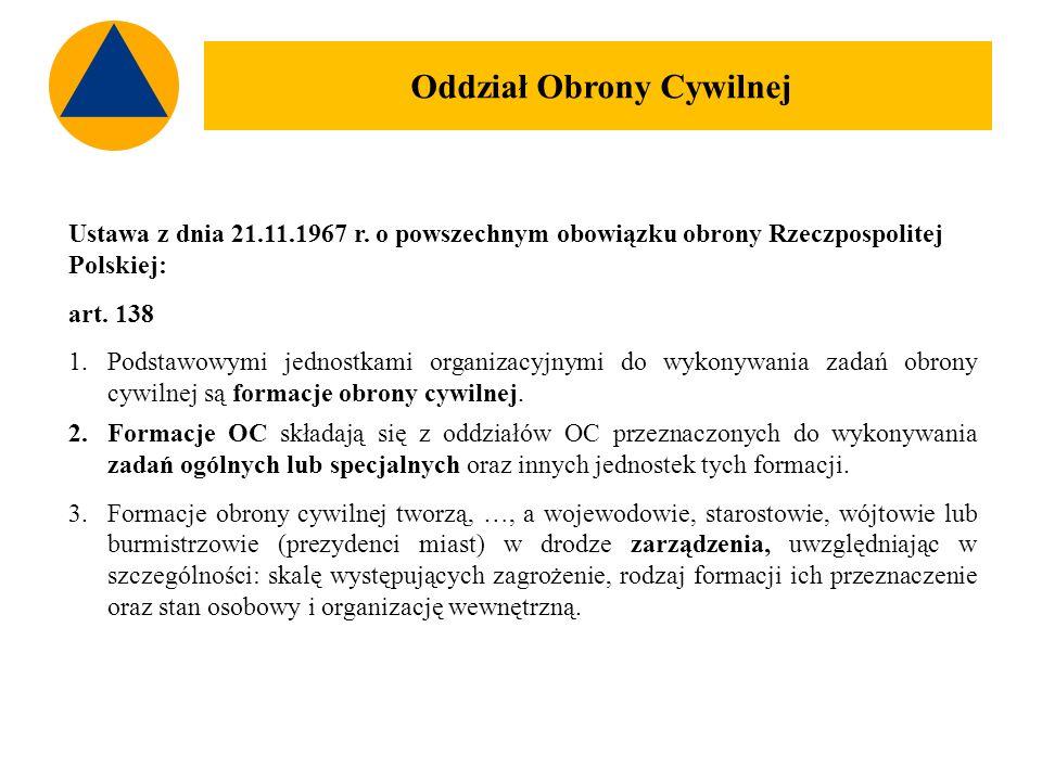 Ustawa z dnia 21.11.1967 r. o powszechnym obowiązku obrony Rzeczpospolitej Polskiej: art.
