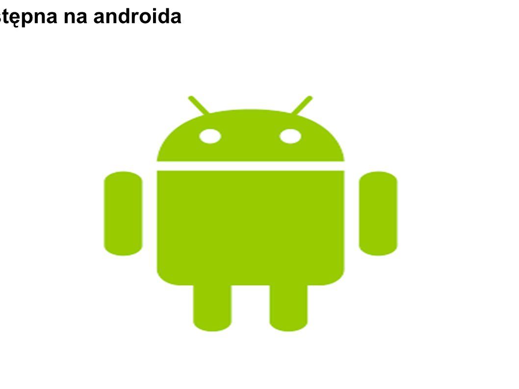 Aplikacja dostępna na androida