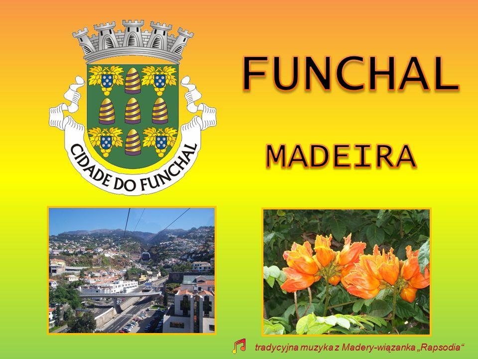 Przed Camara Municipal, inauguracja Dni Funchal