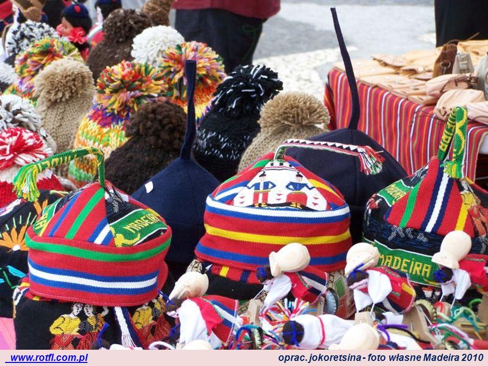 Występy zespołów folklorystycznych podczas obchodów Dni Funchal