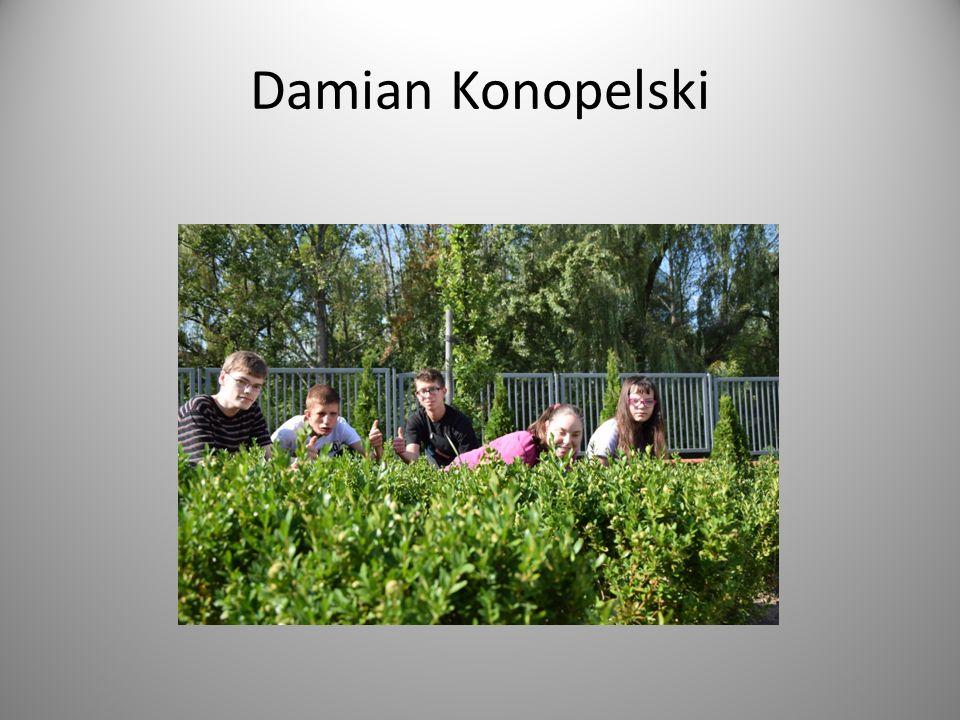 Damian Konopelski