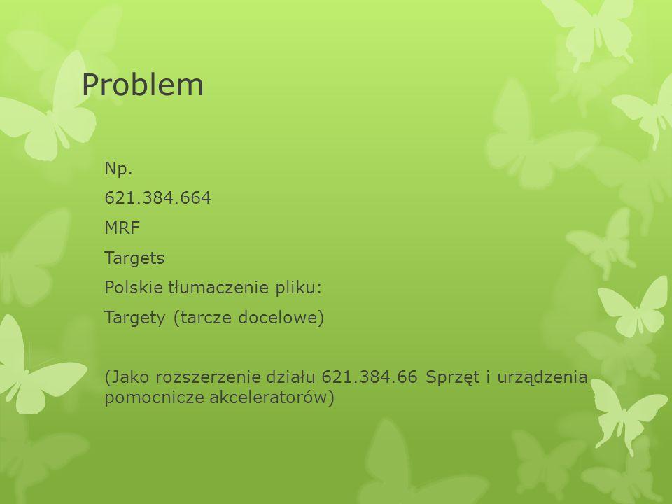 Problem Np.