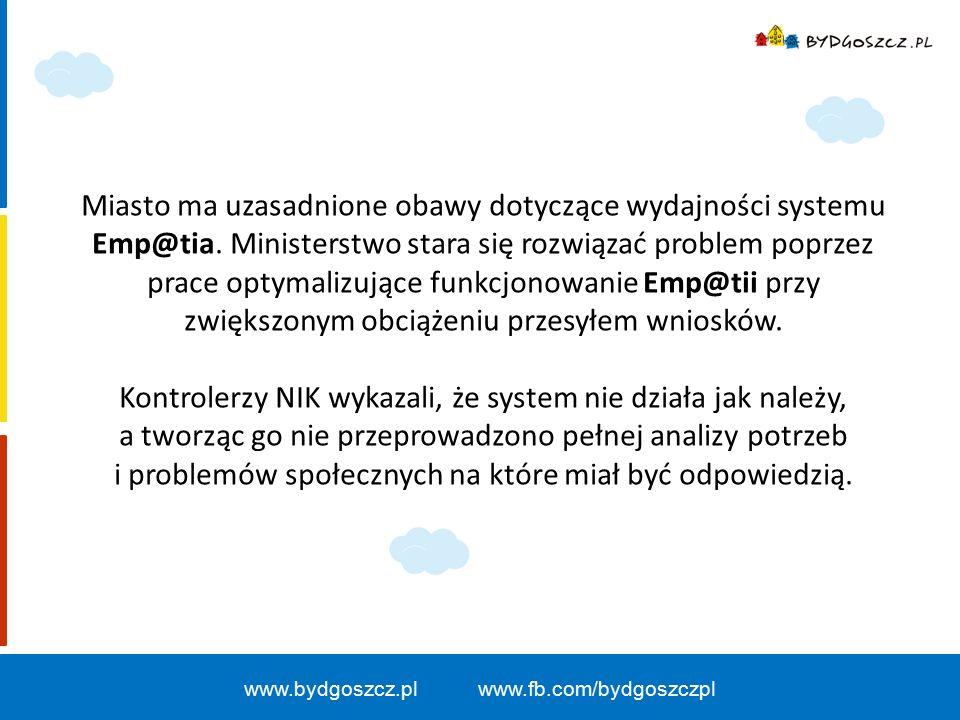 Miasto ma uzasadnione obawy dotyczące wydajności systemu Emp@tia.
