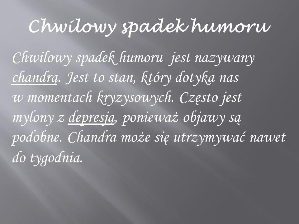 http://www.wydawnictwopzwl.pl/download/fragmenty_tekstu/101000500.pdf http://www.poradnikzdrowie.pl/zdrowie/uklad-nerwowy/depresja-objawy-i-leczenie- test-czy-masz-depresje_35787.html http://profilaktykadepresji.malopolska.pl/category/zapobieganie-depresji/ http://www.poradnikzdrowie.pl/ http://leczymysie.pl/ Bibliografia Aleksandra Chlebicz Natalia Łużyńska Oliwia Kwiatkowska Sara Kuras Zuzanna Michalska