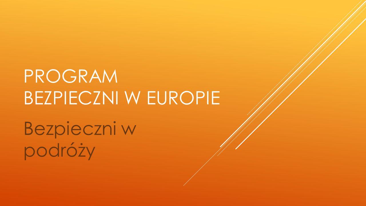 Przed podróżą Zanotuj i miej przy sobie numer telefonu i adres polskiej placówki dyplomatycznej lub konsularnej w państwie, do którego się udajesz.
