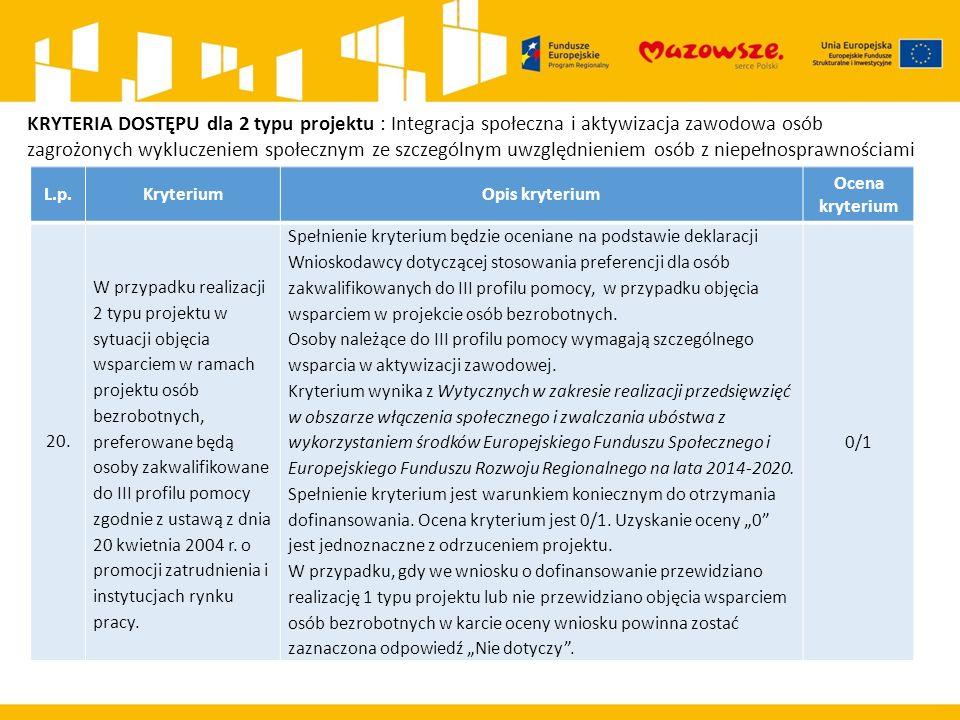 L.p.KryteriumOpis kryterium Ocena kryterium 20.