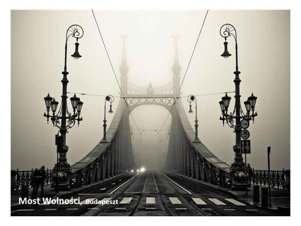 Most Wolności, Budapeszt