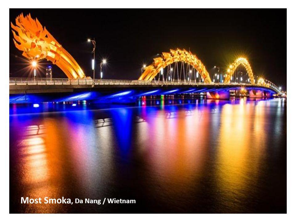 Most Smoka, Da Nang / Wietnam