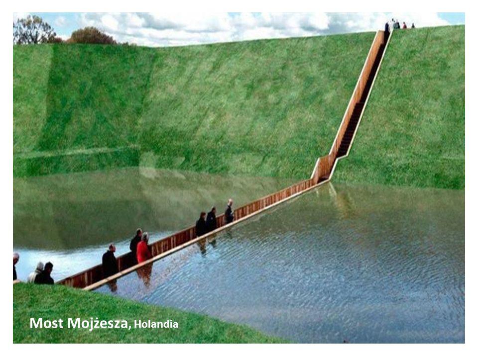 Most Mojżesza, Holandia