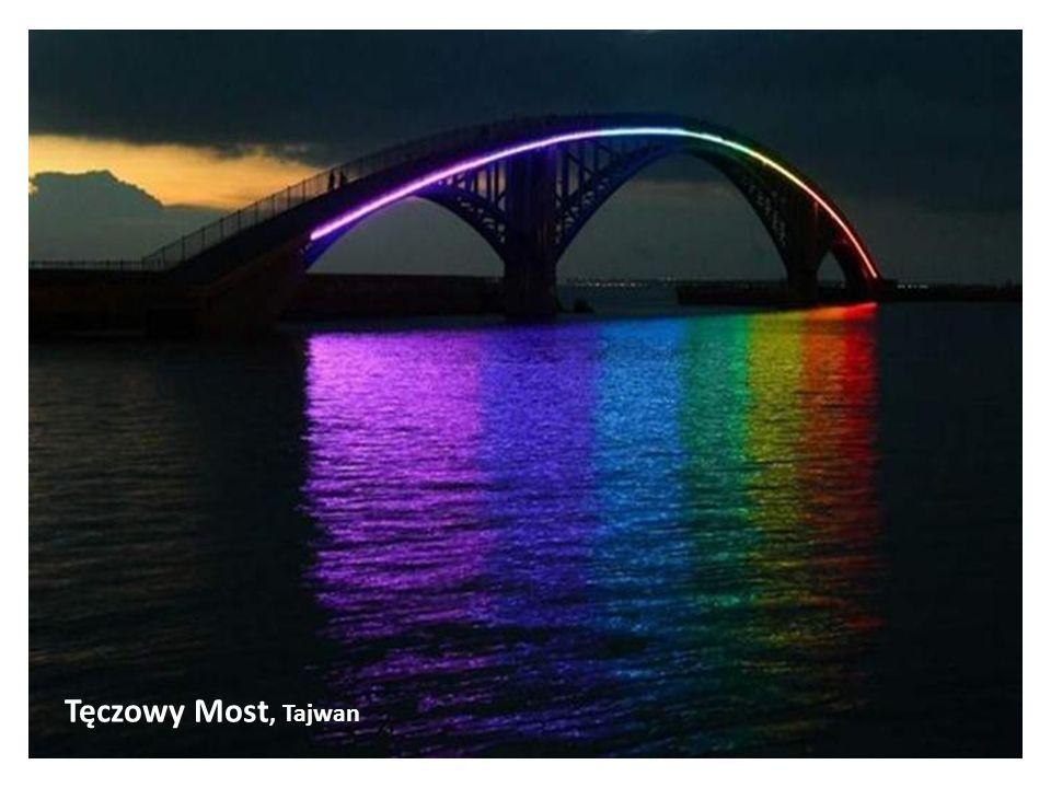 Tęczowy Most, Tajwan