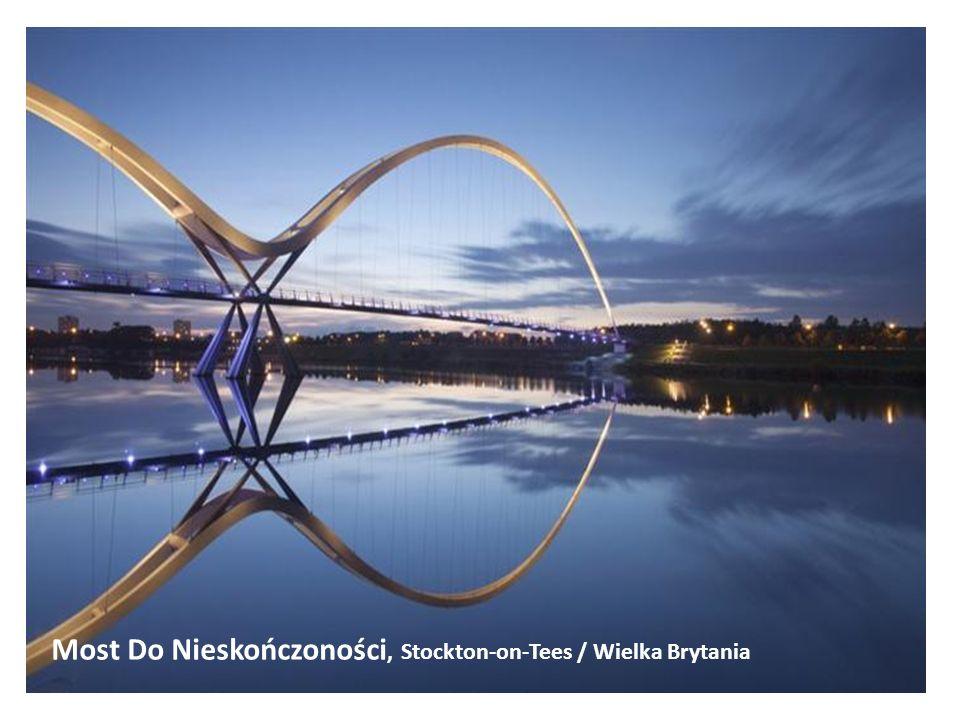 Most Do Nieskończoności, Stockton-on-Tees / Wielka Brytania