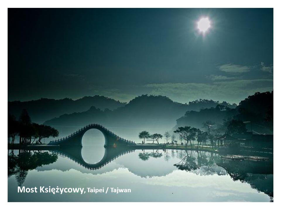 Most Księżycowy, Taipei / Tajwan