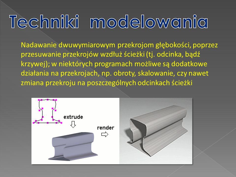 Modelowanie — w grafice 3D proces tworzenia i modyfikacji obiektów trójwymiarowych za pomocą specjalizowanego programu komputerowego, zwanego modelerem.