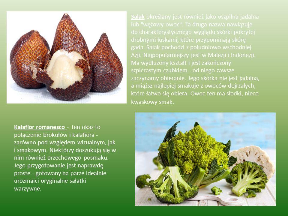 Salak określany jest również jako oszpilna jadalna lub wężowy owoc .