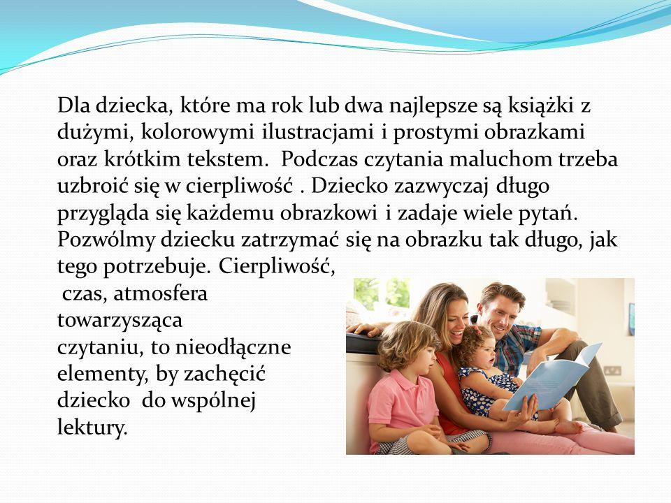 Wspólne głośne czytanie z dzieckiem pomoże mu pokonać wiele problemów wieku dorastania.